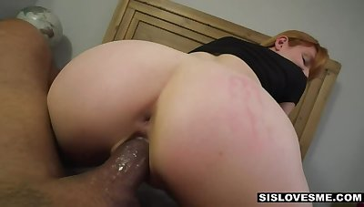 SISLOVESME Slutty Babe Lacy Lennon Plays Fact Or Dare With Stepbro