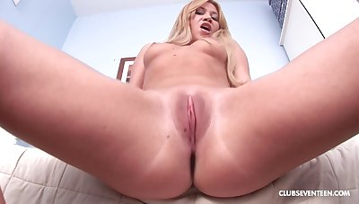 Lindsey B adores masturbating take choice poses fantasies a dildo