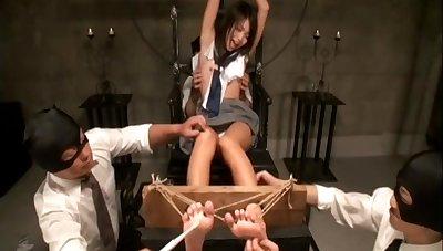DDB-209 Megumi Shino 篠めぐみ cheer tingling punishment