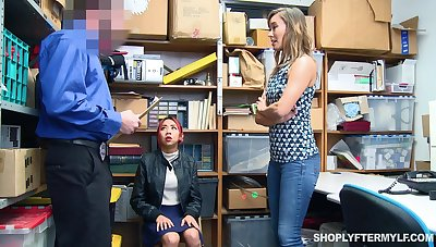 X mommy Christy Love gets punished instead be fitting of her stepdaughter