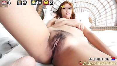 Pussy Vacation in Angeles Megalopolis - AsianSexDiary