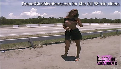 Develop b publish Upskirts Flashing On every side the addition of Masturbation On every side Melanie