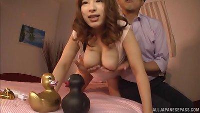 Closeup video of amateur lovemaking forth chubby Chinami Sakura