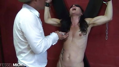 Tiny Slave Bitch – Nipple Torture mainly the Rig